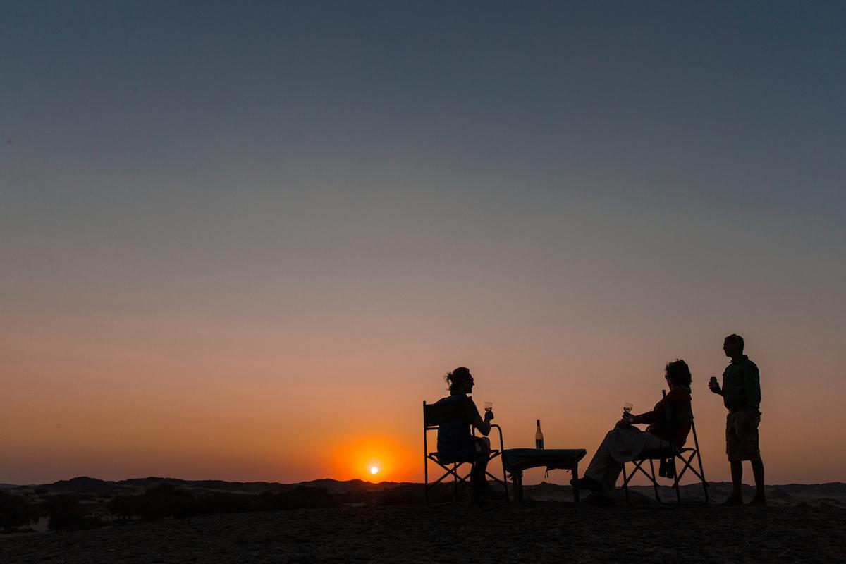 Impressions de Voyage de Raphaëlle & Antoine – Safari Auto Tour Namibie, Août 2017