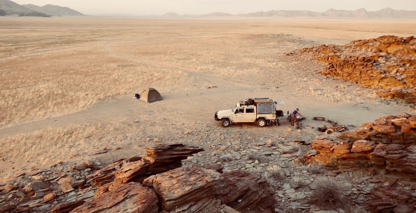 Impressions de voyage de Gishlaine & Pascal – Tour guidé Namibie, Décembre 2017