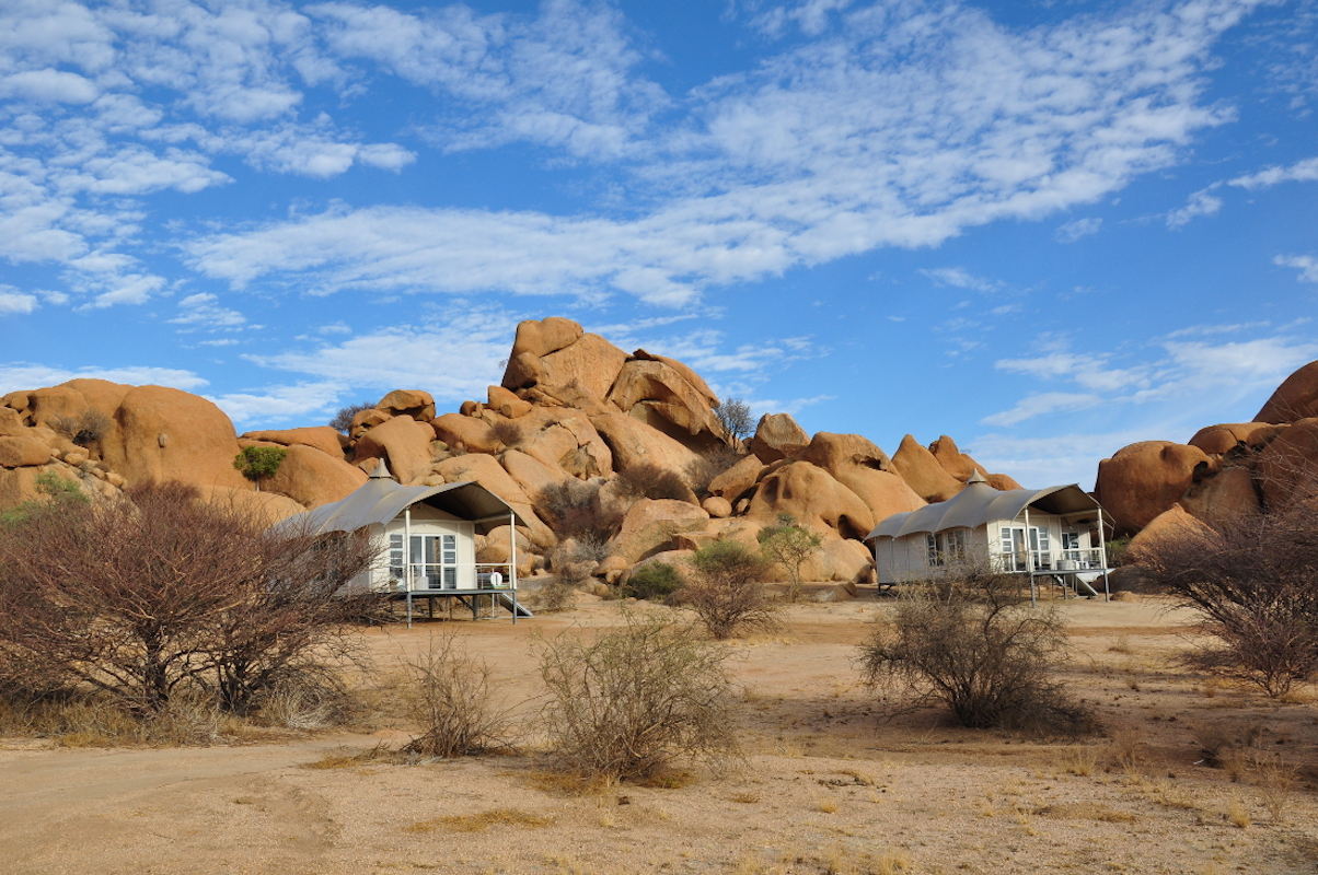 Impressions de voyage de Dominique et sa famille, Auto tour Namibie, Août 2018
