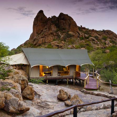 Impressions de voyage de Philippe & ses amis -Auto Tour Namibie, Octobre 2017