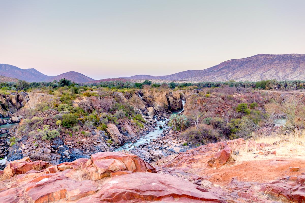Impressions de voyage de Katia & Bruno, voyage guidé Namibie, Octobre 2018