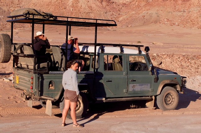 Impressions de voyage de Nicolas & Ophéline, Auto-tour Namibie, Septembre 2018