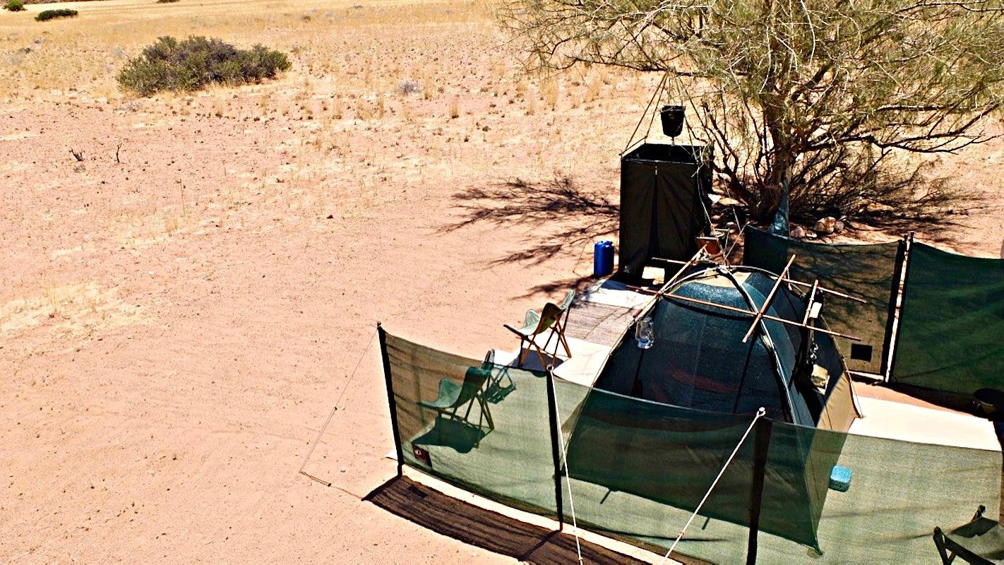 Impressions de voyage de Céline & sa famille, Auto-tour Namibie, Avril 2019