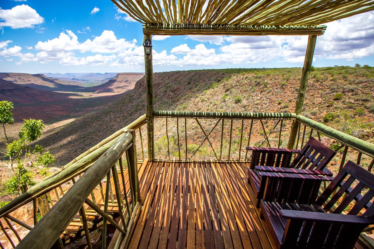 Impressions de voyage de Juliette & Arthur, Auto-tour Namibie, Mars 2019