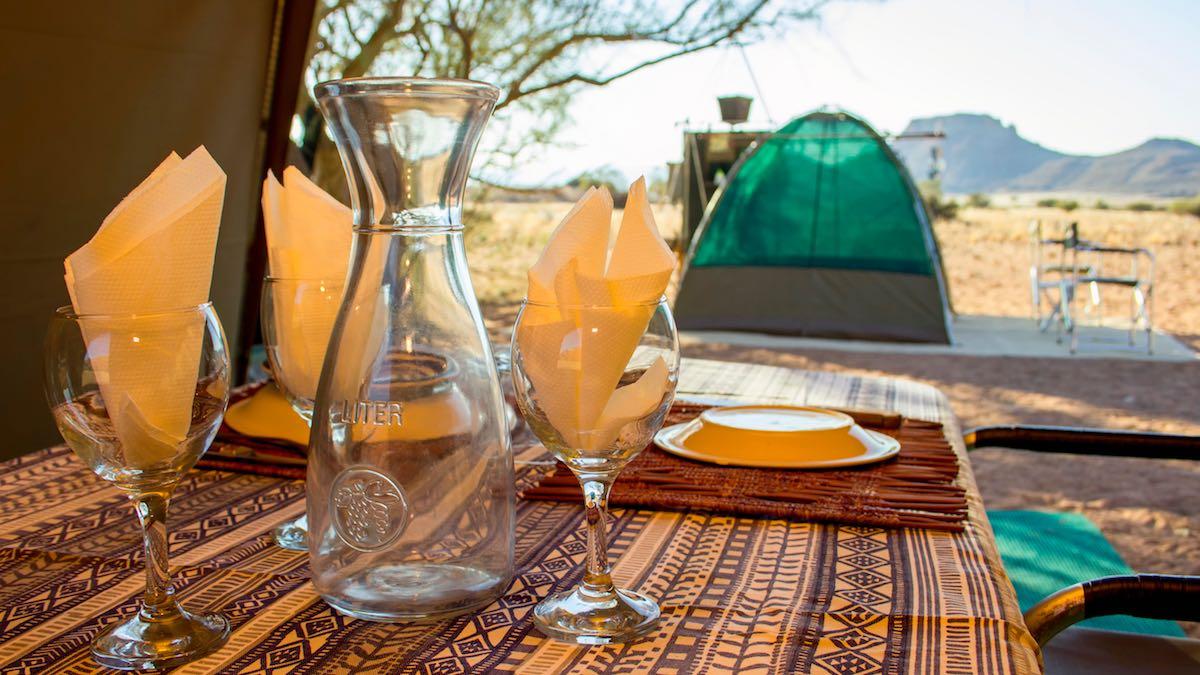 Impressions de voyage d'Edith & René, Autotour Namibie – Novembre 2019