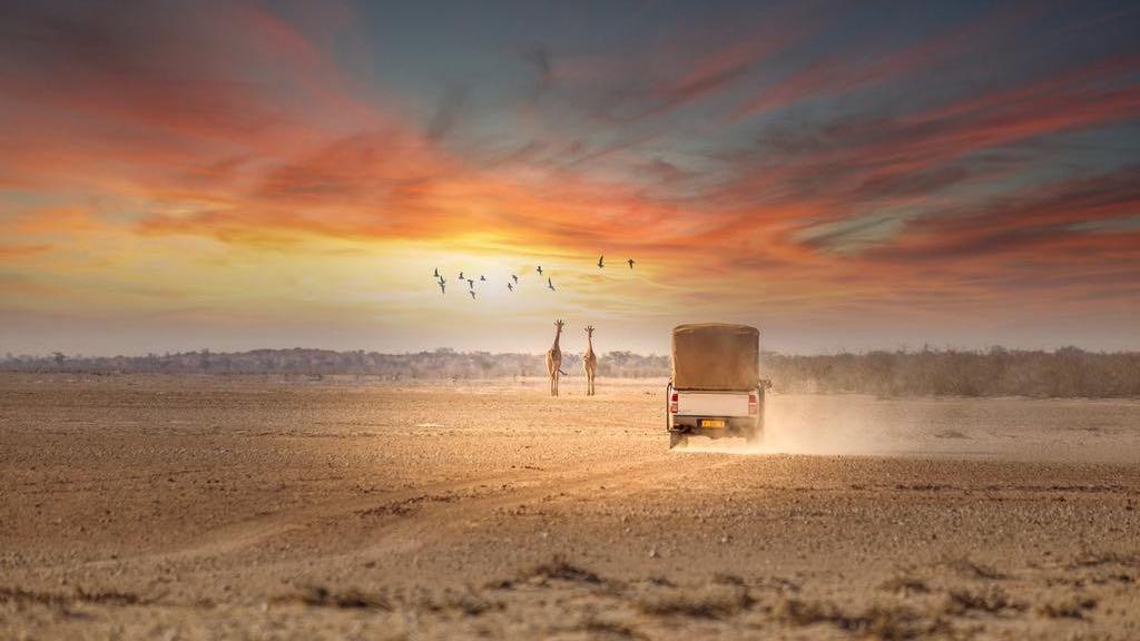 Impressions de voyage de Christelle & ses amis, tour guidé Namibie – Octobre 2019