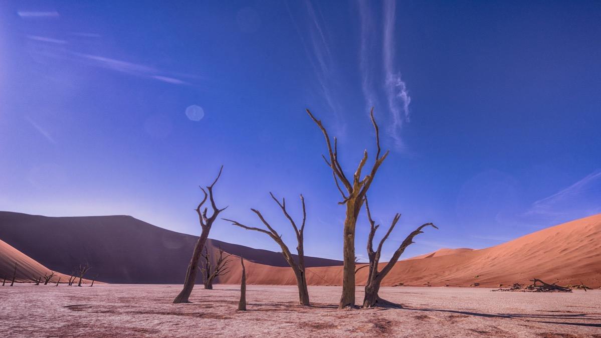 Impressions de voyage de Latifa & Ahmed, Namibie guidée – Mars 2020
